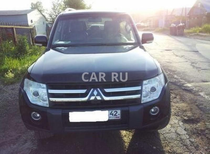 Mitsubishi Pajero, Белово