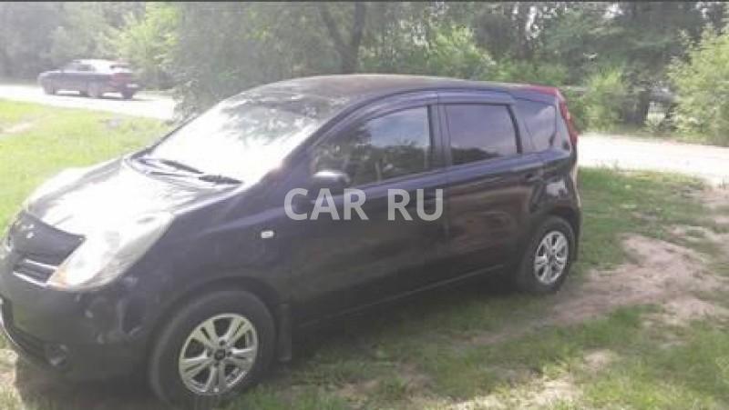 Nissan Note, Арсеньев