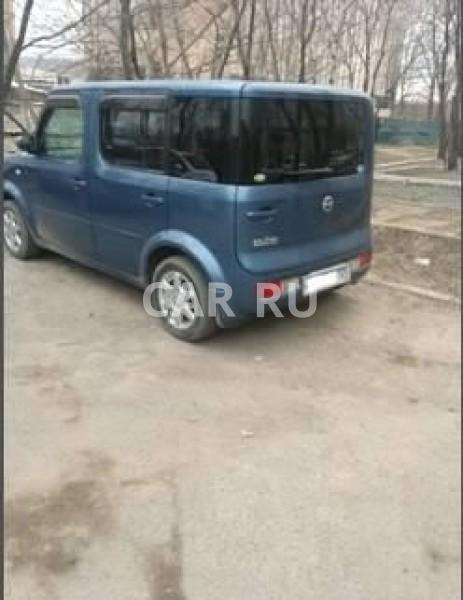 Nissan Cube, Артём