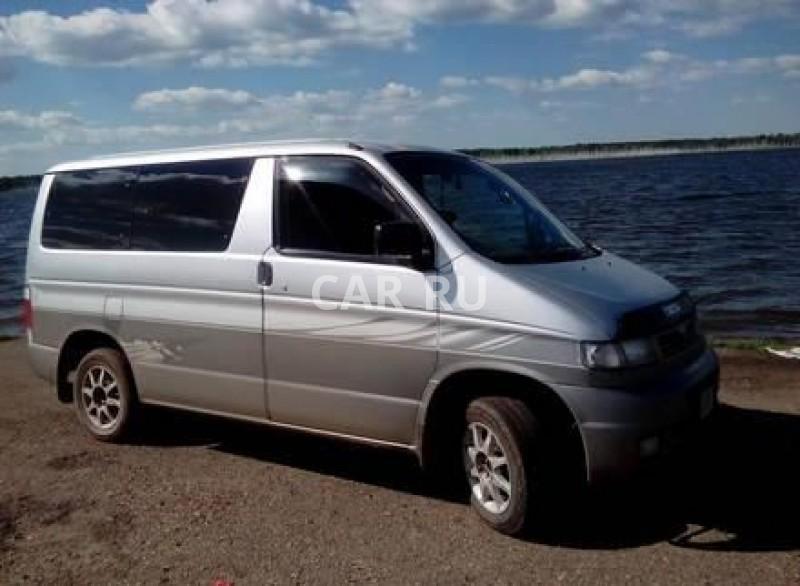Mazda Bongo Friendee, Абан
