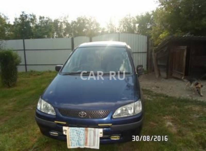 Toyota Corolla Spacio, Алтайское