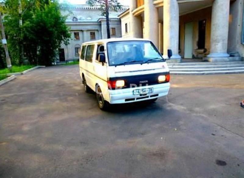 Mazda Bongo, Ангарск