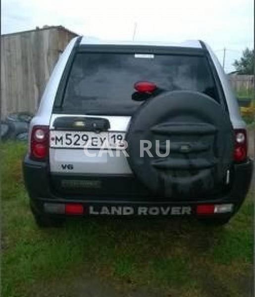 Land Rover Freelander, Абакан