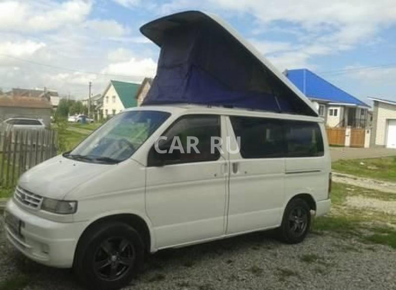 Mazda Bongo Friendee, Барнаул