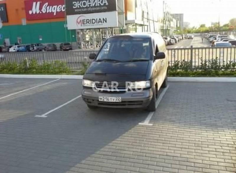 Nissan Largo, Барнаул