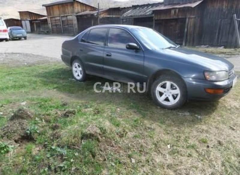 Toyota Corona, Артёмовск