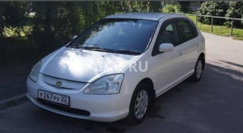 Honda Civic, Барнаул