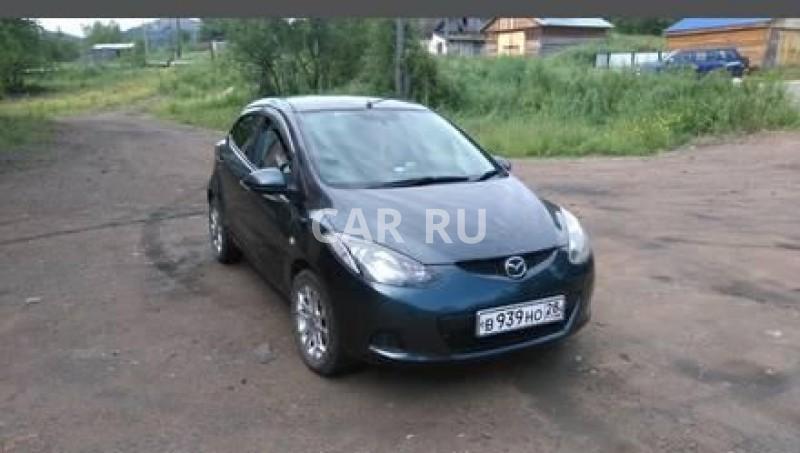Mazda Demio, Алдан
