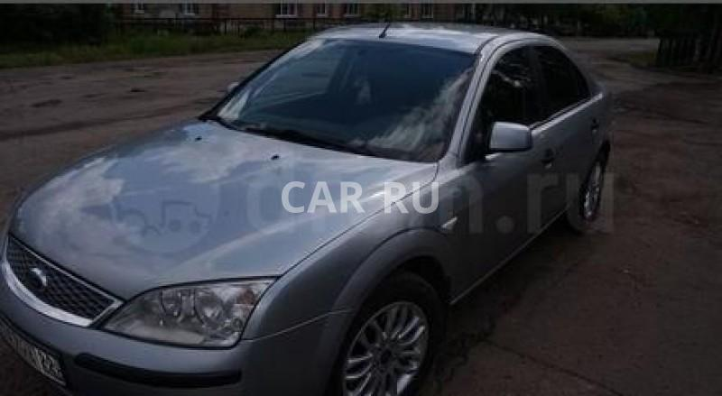 Ford Mondeo, Алейск