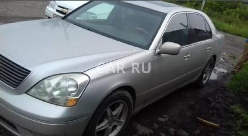 Lexus LS, Барнаул