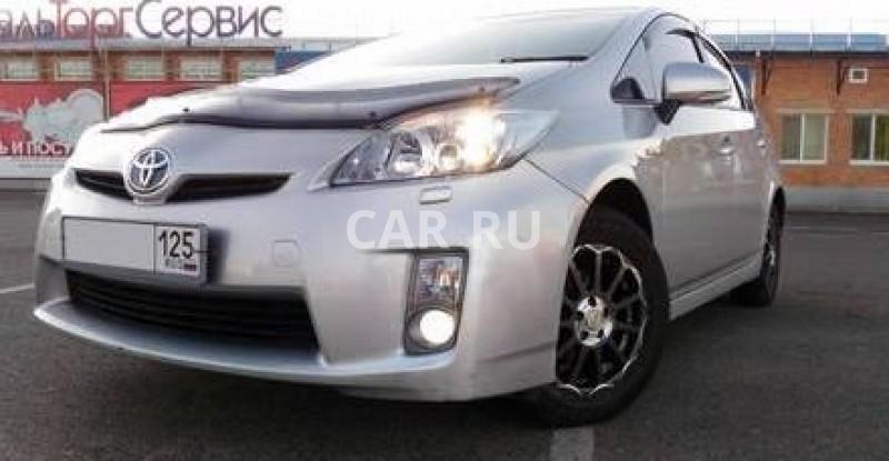 Toyota Prius, Арсеньев