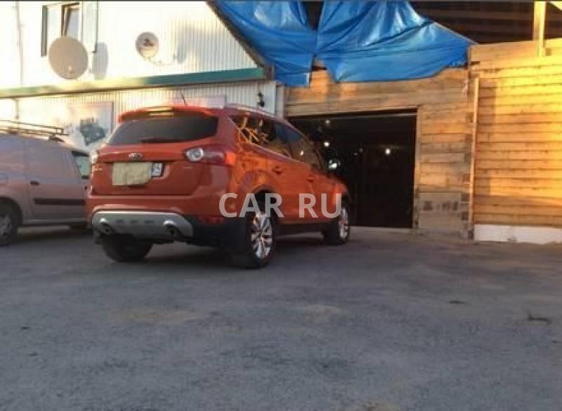 Ford Kuga, Ачинск