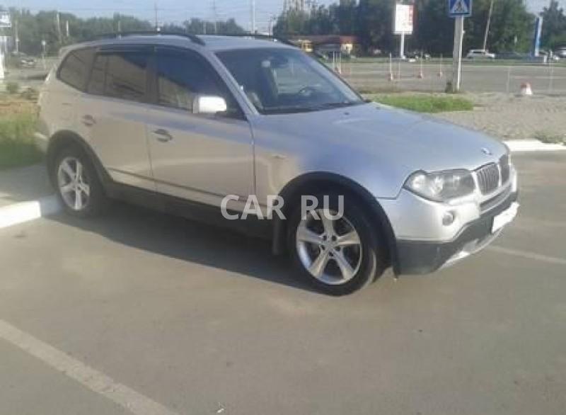 BMW X3, Барнаул