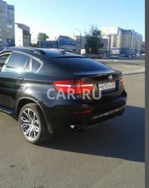 BMW X6, Барнаул