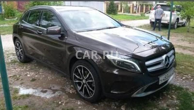 Mercedes GLA-Class, Апшеронск