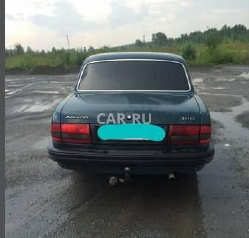 Газ Volga, Ачинск