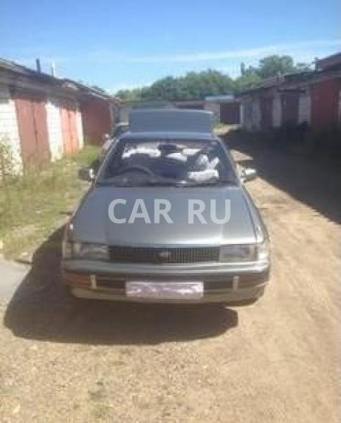Toyota Corona, Арсеньев