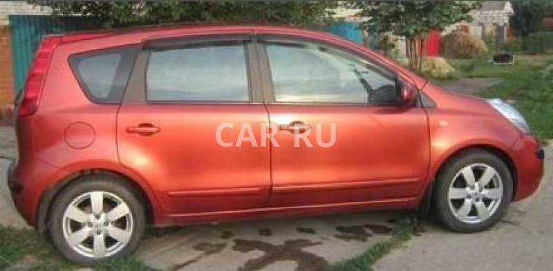 Nissan Note, Балашов