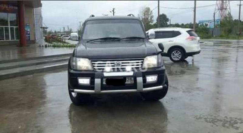 Toyota Land Cruiser Prado, Белогорск