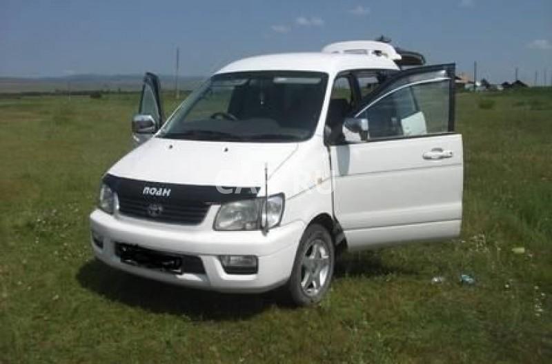 Toyota Lite Ace Noah, Балей