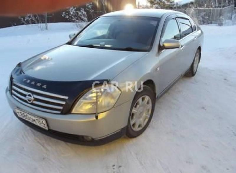 Nissan Teana, Ачинск