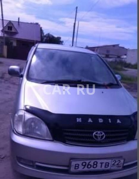 Toyota Nadia, Барнаул