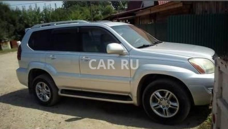 Lexus GX, Арсеньев