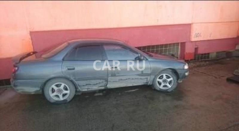 Toyota Carina, Айхал