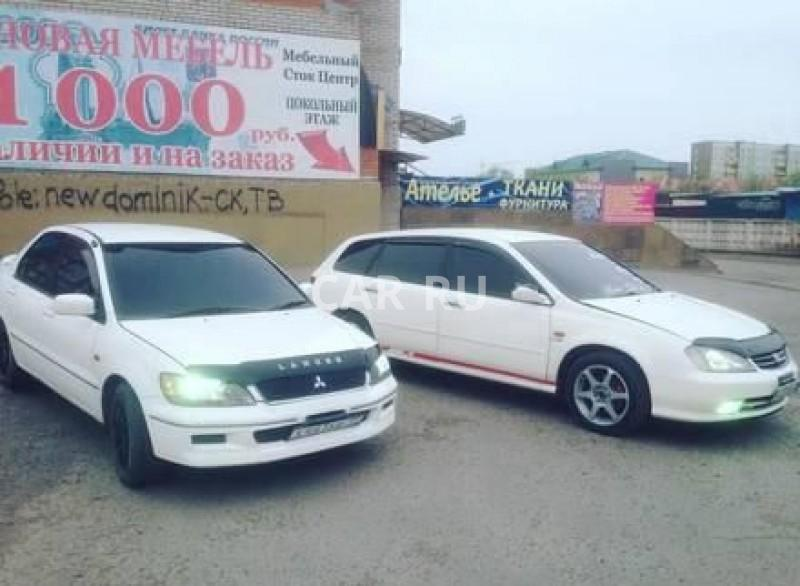 Honda Avancier, Абакан