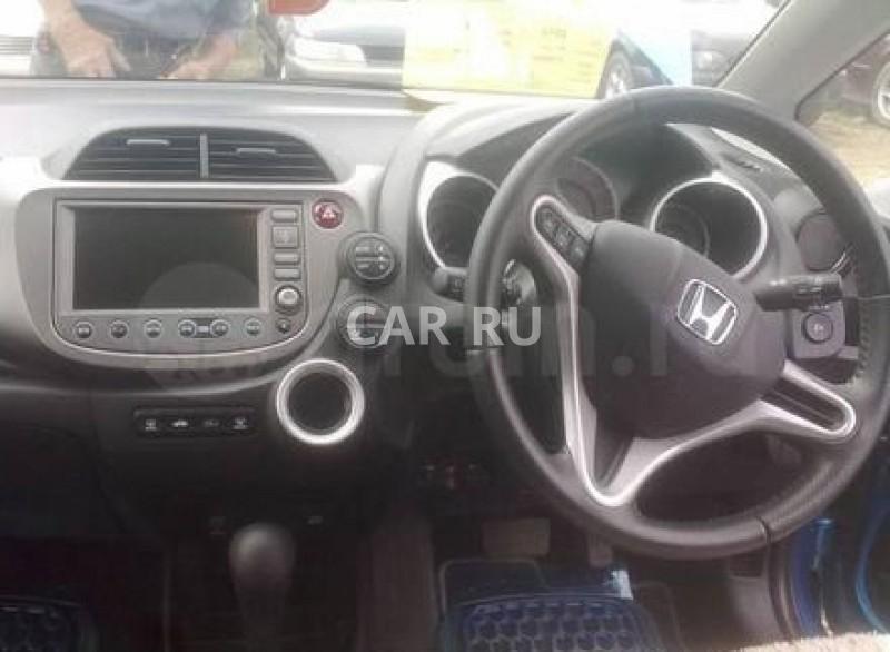 Honda Fit, Ангарск