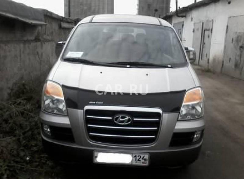 Hyundai Starex, Ачинск
