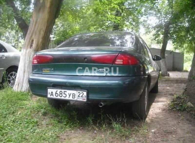 Ford Escort, Барнаул