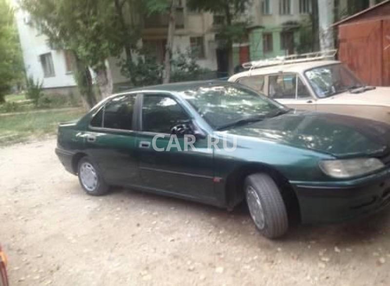 Peugeot 406, Армянск