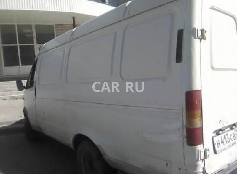 Газ 2217, Барнаул