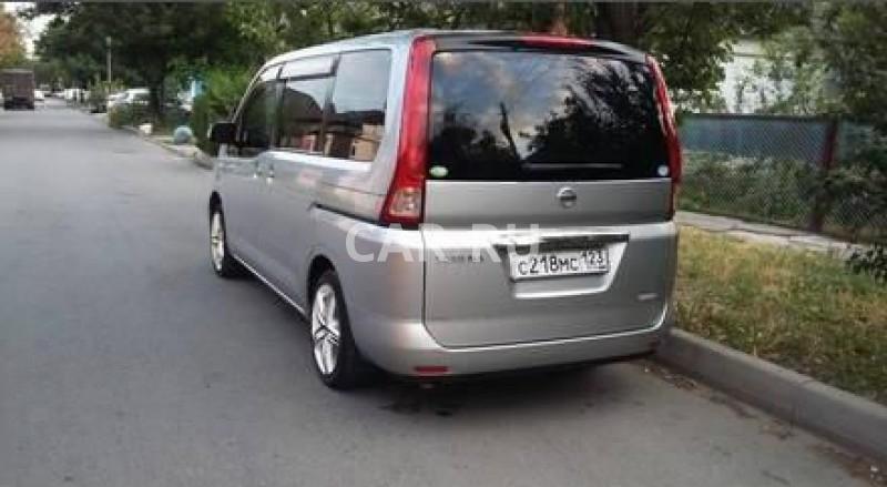 Nissan Serena, Анапа