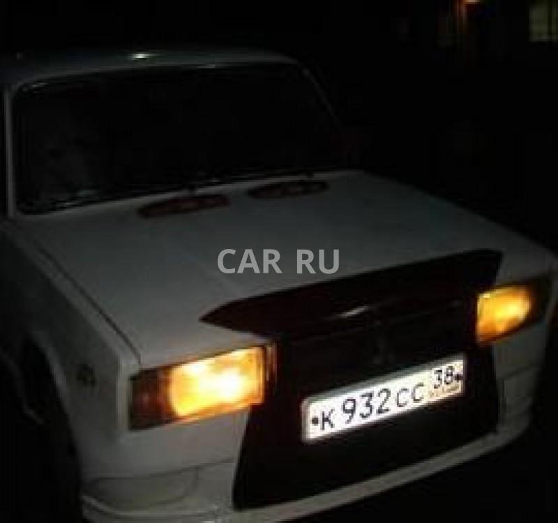 Лада 2107, Байкальск
