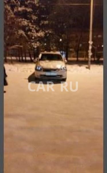 Honda Fit Aria, Амурск
