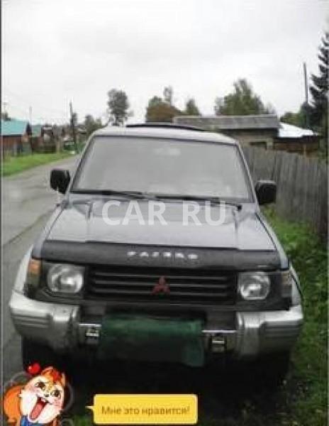 Mitsubishi Pajero, Байкальск
