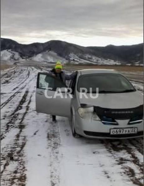 Nissan Primera, Алтайское
