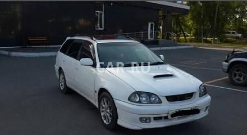 Toyota Caldina, Артём