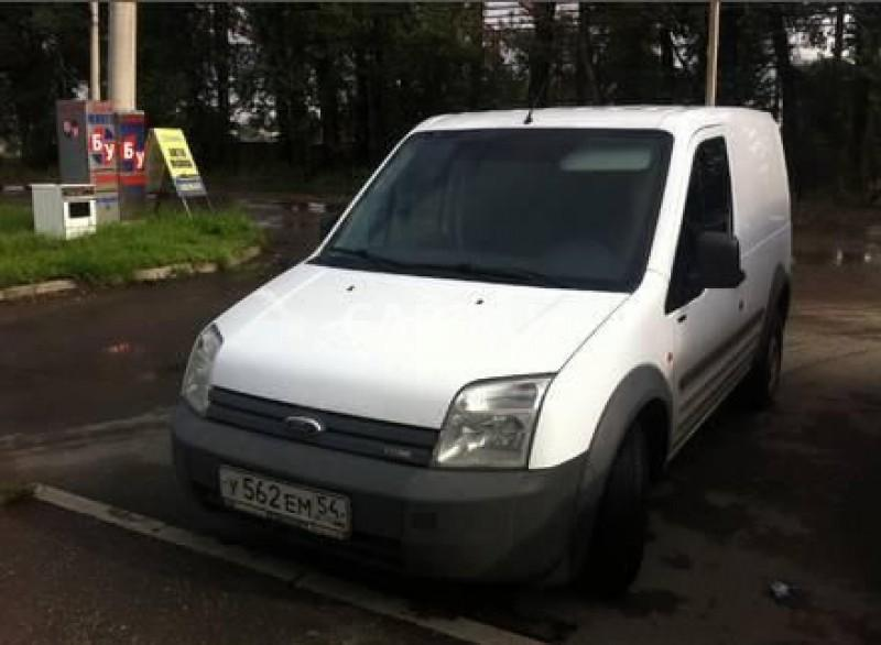 Ford Tourneo Connect, Абакан