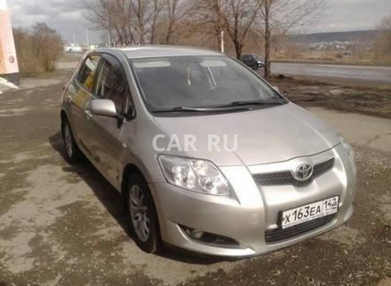 Toyota Auris, Белово