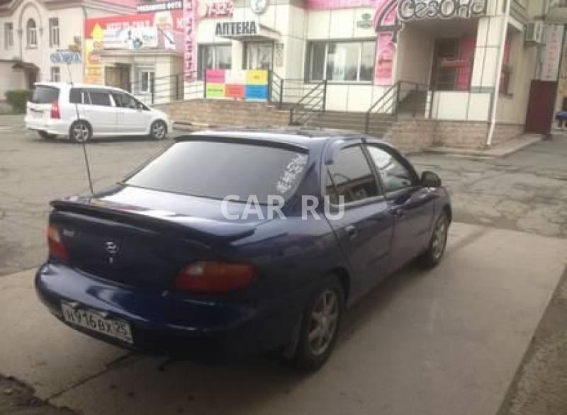 Hyundai Avante, Артём