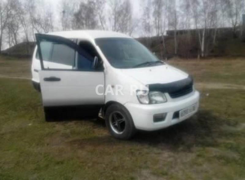 Toyota Town Ace, Ангарск