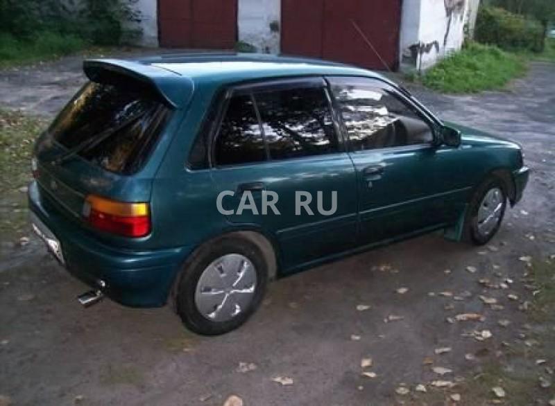 Toyota Starlet, Барнаул