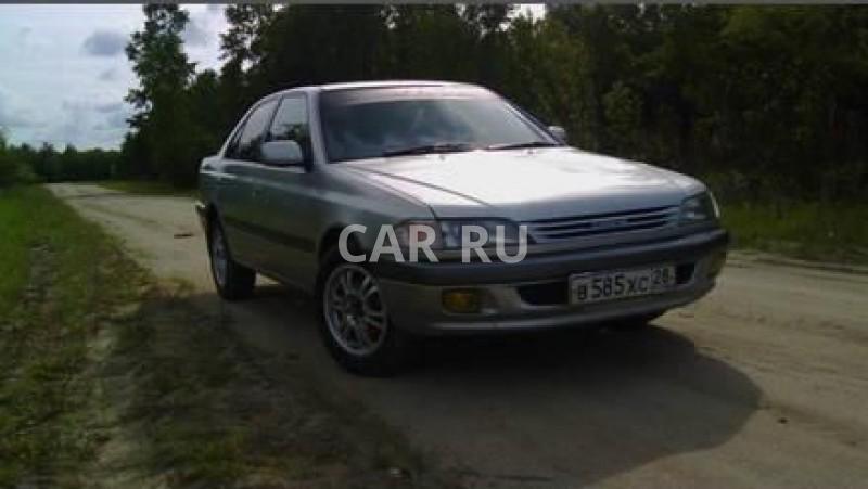 Toyota Carina, Белогорск
