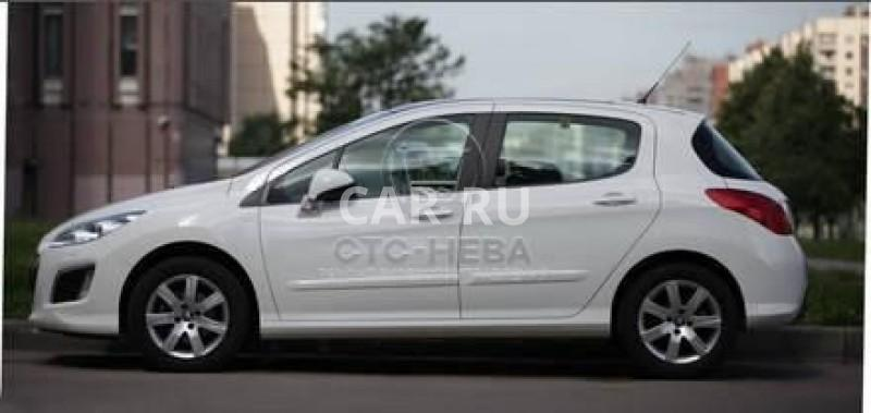 Peugeot 308, Астрахань