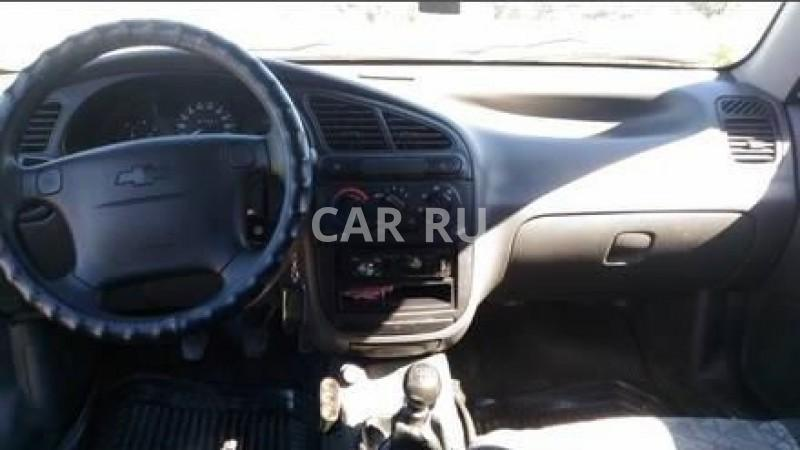 Chevrolet Lanos, Белово
