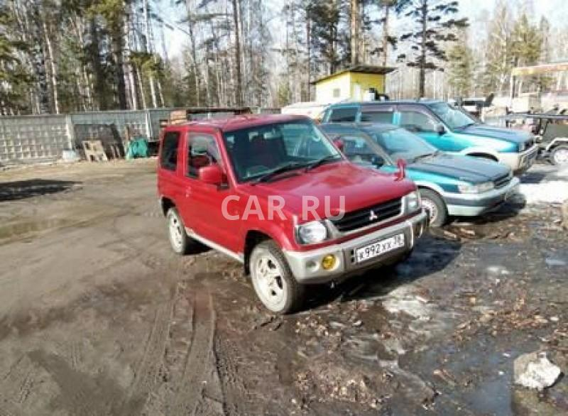Mitsubishi Pajero Mini, Ангарск