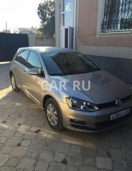 Volkswagen Golf, Белогорск
